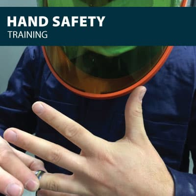 hand safety training certification