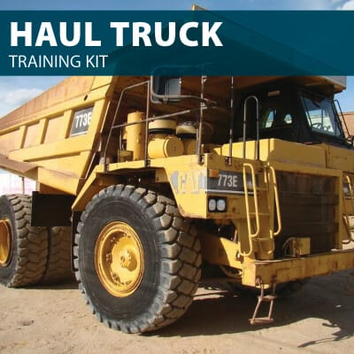 Haul Truck Training & Certification Kit (AKA: Rock Truck Training)