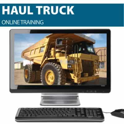 Haul Truck Training Online Course (OSHA Compliant)