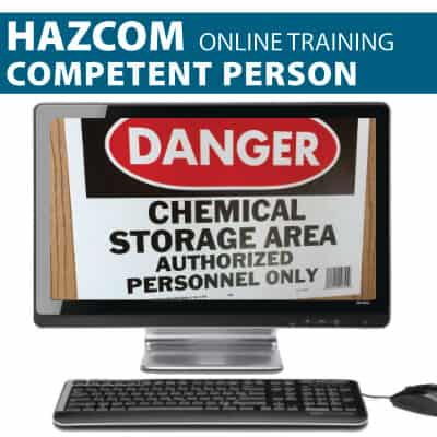 HAZCOM Competent Person Training