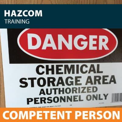 canada hazcom competent person