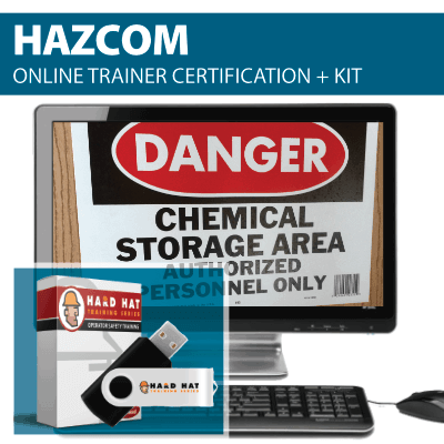 HAZCOM/GHS/WHMIS Train the Trainer Certification