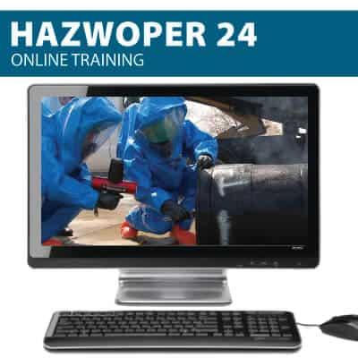 HAZWOPER 24 TRAINING/HAZWOPER 24 CERTIFICATION