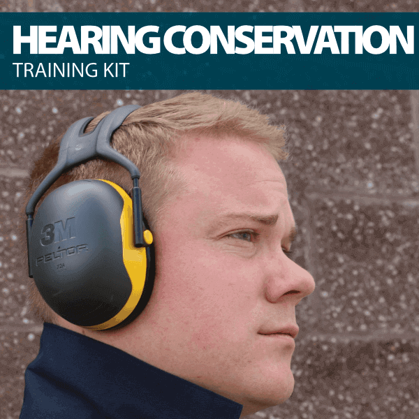 Hearing Conservation Training Kit
