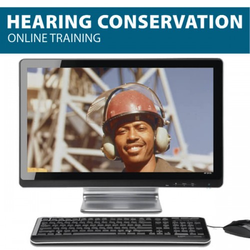 Hearing Conservation Training Kit from Hard Hat Training
