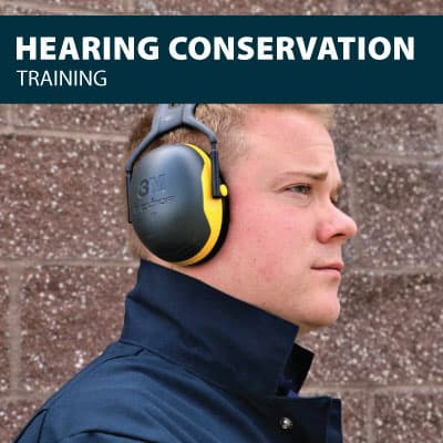 hearing conservation training certification