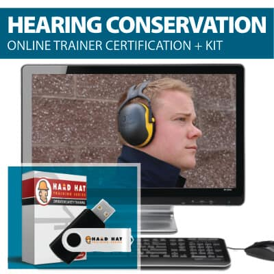 Hearing Conservation Train the Trainer Certification