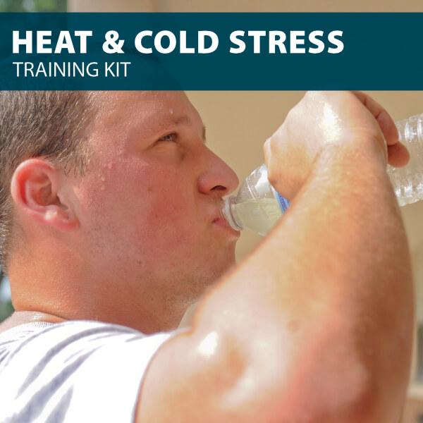 Heat & Cold Stress Training Kit from Hard Hat Training