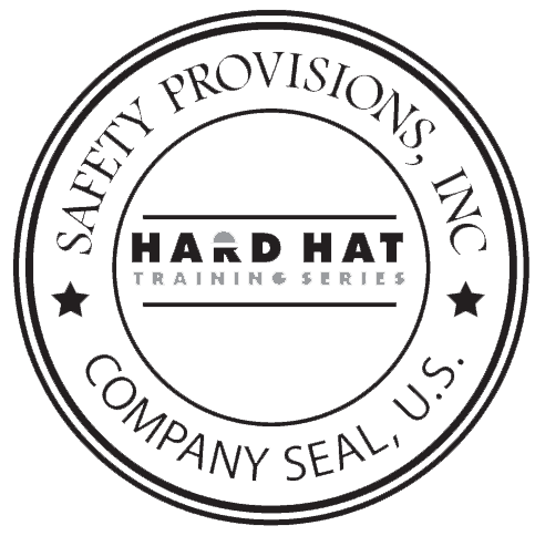 Hard Hat Training Seal