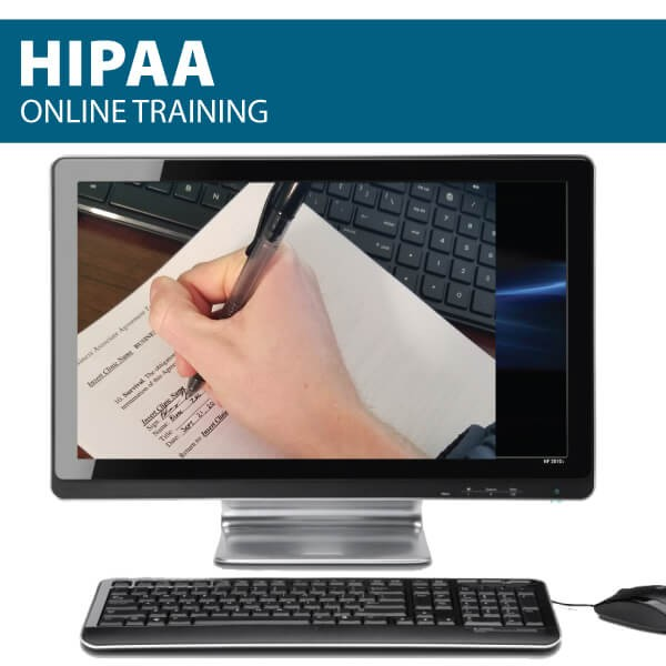 Online HIPAA Training from Hard Hat Training