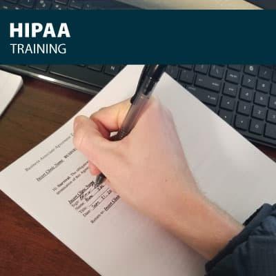 hippa training certification