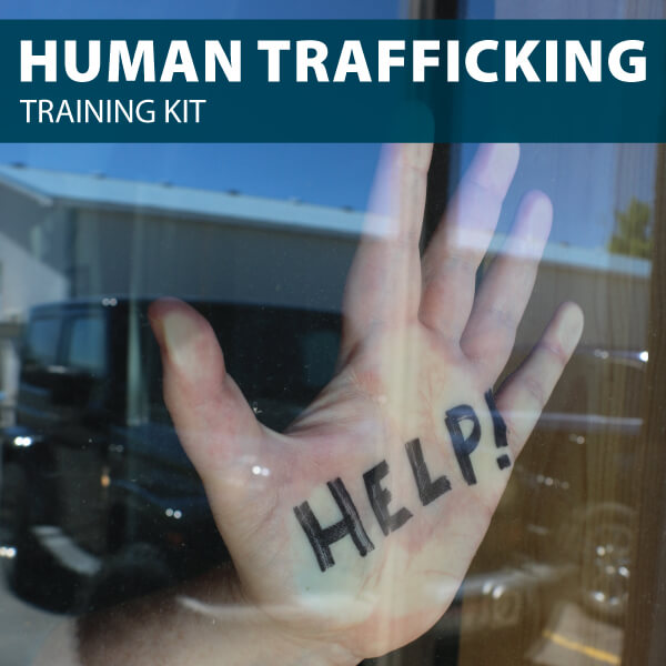 Human Trafficking Training Kit from Hard Hat Training