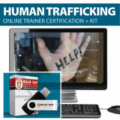Human Trafficking Train the Trainer Certification Online Course