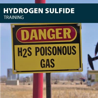 hydrogen sulfide H2S training certification