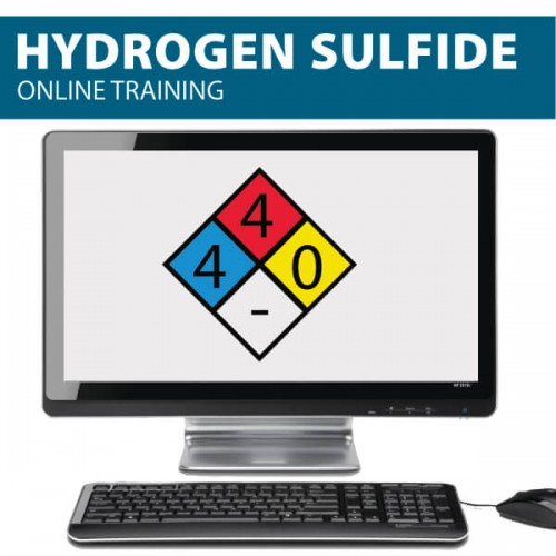 Hydrogen Sulfide (H2S) Training Kit from Hard Hat Training