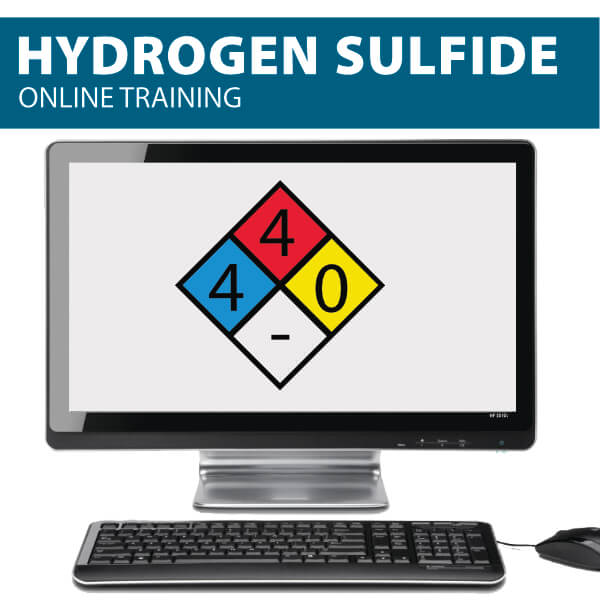 Hydrogen Sulfide (H2S) Online Training | Hard Hat Training