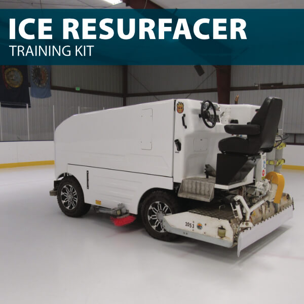 Ice Resurfacer Training Kit from Hard Hat Training