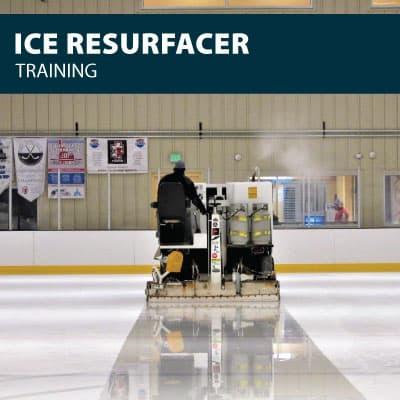 ice resurfacer training certification
