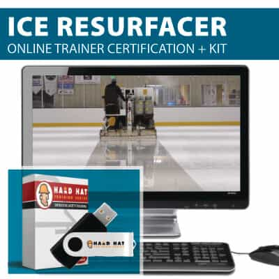 Ice Resurfacer Train the Trainer Certification Online Course