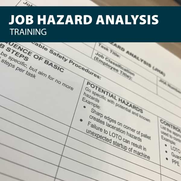 intro to safety and health programs training certification