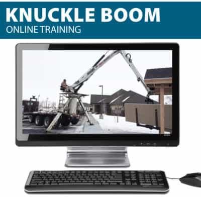 Knuckle Boom Online Training