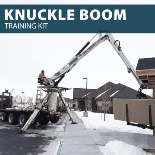 Knuckle Boom Training Kit