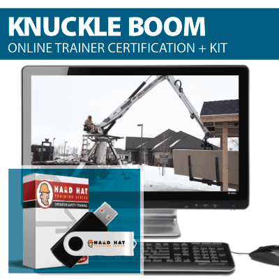 Knuckle Boom Train the Trainer Certification