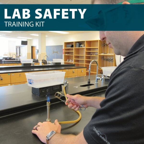 Lab Training Kit from Hard Hat Training