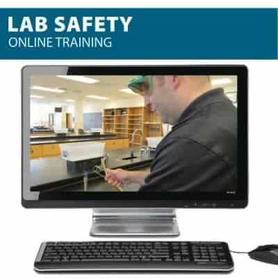 Lab Safety Online Training