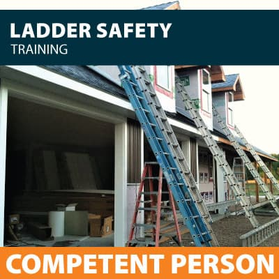 ladder competent person