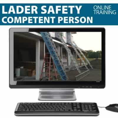Ladder Safety Competent Person Training Online
