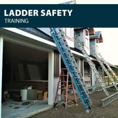 ladder safety training certification