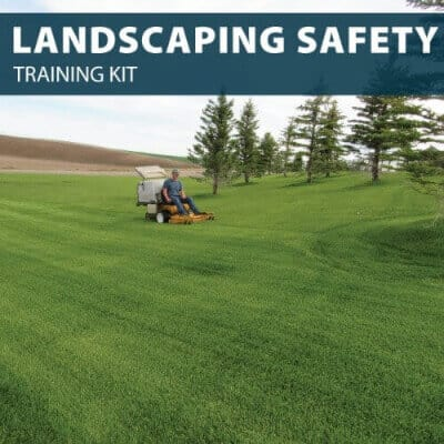 Landscaping Training Kit by Hard Hat Training