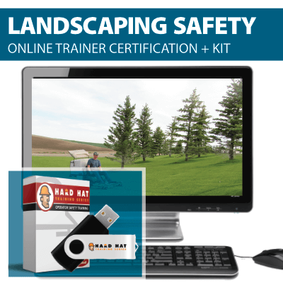 Landscaping Train the Trainer Certification