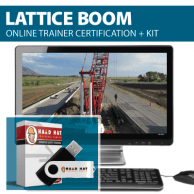 Lattice Boom Train the Trainer
