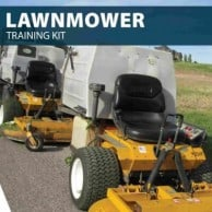 Lawnmower Training Kit by Hard Hat Training