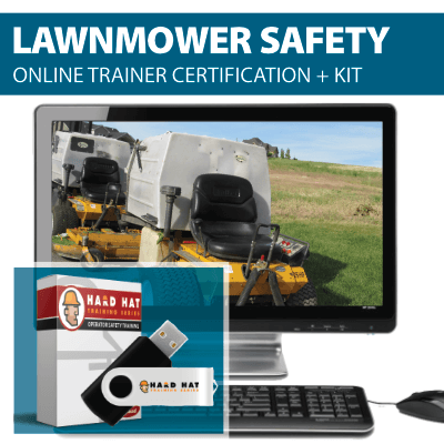 Lawnmower Train the Trainer Certification