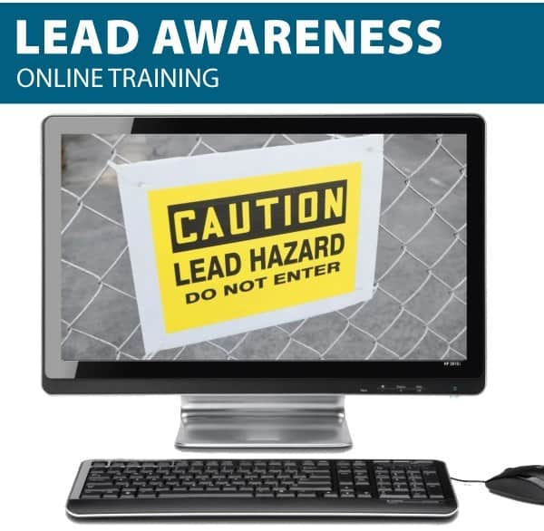 Lead Awareness Training Online