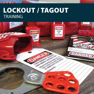 lockout tagout loto training certification