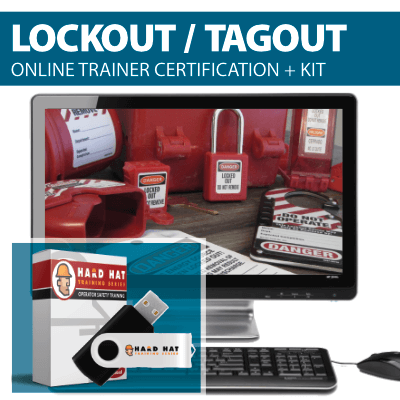 Lockout Tagout LOTO Train the Trainer Certification
