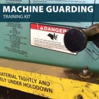 Machine GuardingTraining Kit by Hard Hat Training