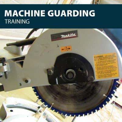 machine guarding training certification