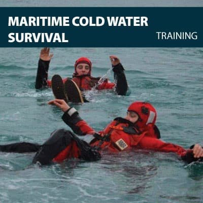 canada maritime cold water training certification