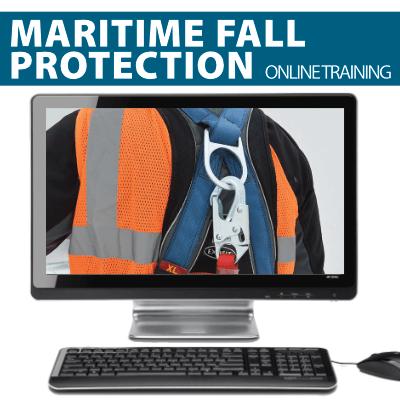 Maritime Fall Protection Training
