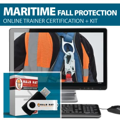 Maritime Fall Protection Train the Trainer Certification