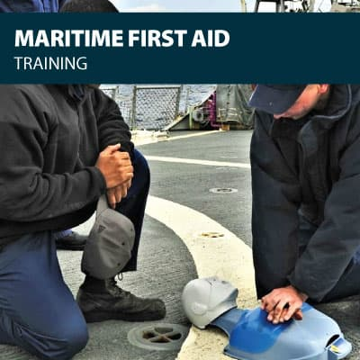 canada maritime firs aid training certification