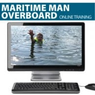 Maritime Man Overboard Training by Hard Hat Training