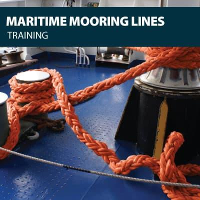 canada maritime mooring lines training certification
