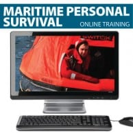 Maritime Personal Survival Online Training by Hard Hat Training