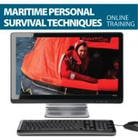Maritime Personal Survival Techniques Online Training